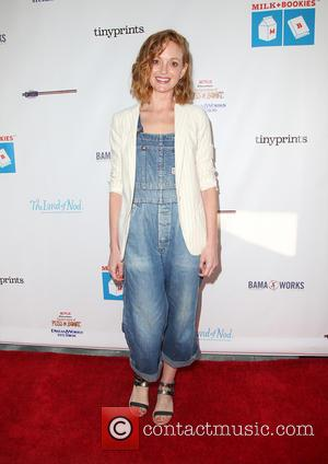 Jayma Mays Is A First-time Mum