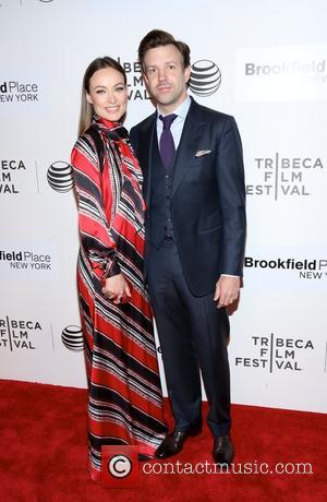 Olivia Wilde and Jason Sudeikis - 2015 Tribeca Film Festival - 'Tumbledown' - Screening at Tribeca Film Festival - New...