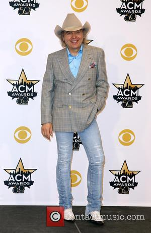 Dwight Yoakam - Shots of a host of stars as they attended the 50th Academy of Country Music Awards which...