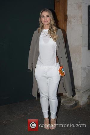 Vogue Williams - Oasis and Victoria & Albert Museum - collection launch party, arrivals. - London, United Kingdom - Monday...