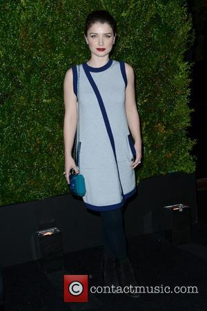 Eve Hewson - 2015 Tribeca Film Festival CHANEL Artists Dinner Red Carpet Arrivals at Tribeca Film Festival - Manhattan, New...