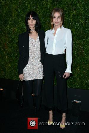 Jamie Bochert and Nadja Bender