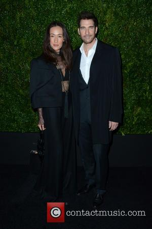 Maggie Q and Dylan McDermott - A host of stars were photographed as they arrived to the 2015 Tribeca Film...