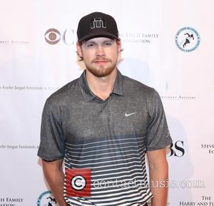 Chord Overstreet - 3rd Annual Matthew Silverman Memorial Foundation Gala at Orange County - Anaheim, California, United States - Monday...