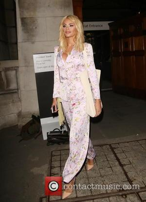 Chloe Sims - Oasis and Victoria & Albert Museum collection launch party at Kensington, - London, United Kingdom - Monday...