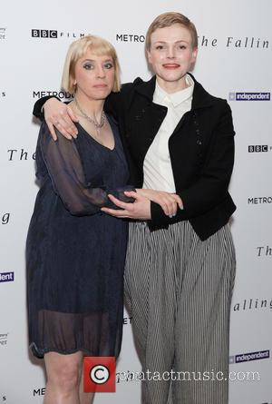 Carol Morley and Maxine Peake