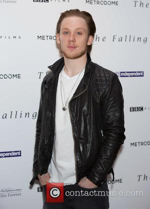 Joe Cole - A variety of celebrities were photographed at the premiere gala screening of movie, drama 'The Falling' which...
