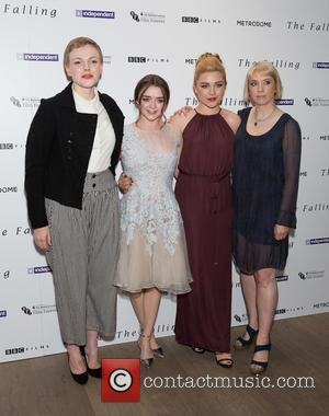 Maxine Peake, Maisie Williams, Carol Morley and Florence Pugh
