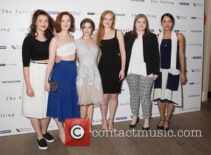 Rose Caton, Katie Ann Knight, Evie Hooton, Maisie Williams, Florence Pugh, Anna Burnett and Morfydd Clark