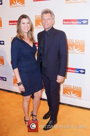 Jon Bon Jovi - Food Bank For New York City Can Do Awards Dinner Gala at Cipriani Wall Street...