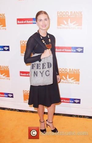 Lauren Bush - Food Bank For New York City Can Do Awards Dinner Gala at Cipriani Wall Street  -...