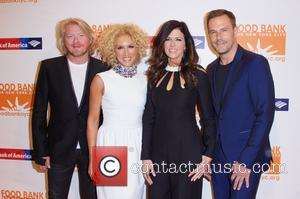 Little Big Town - Food Bank For New York City Can Do Awards Dinner Gala at Cipriani Wall Street...
