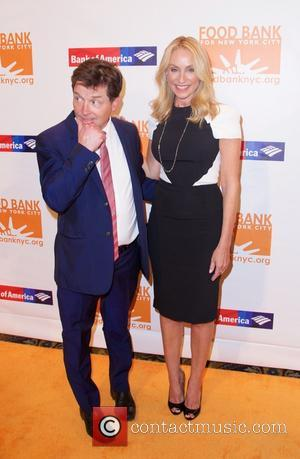 Michael J. Fox and Tracy Pollan - Food Bank For New York City Can Do Awards Dinner Gala at Cipriani...