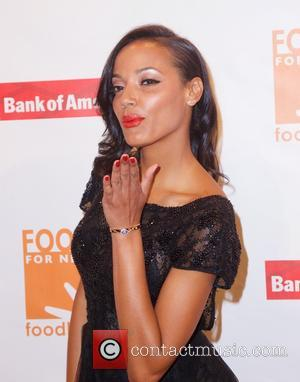 Selita Ebanks - Food Bank For New York City Can Do Awards Dinner Gala at Cipriani Wall Street  -...
