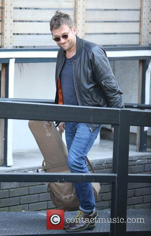 Damon Albarn - Damon Albarn outside ITV Studios - London, United Kingdom - Tuesday 21st April 2015