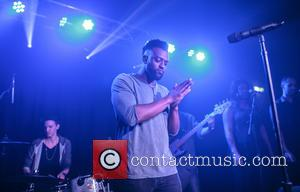 Oritsé Williams - Oritsé Williams - OWS - Performing live in London at Oslo Hackney - London, United Kingdom -...