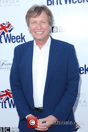 Nigel Lythgoe - BritWeek 2015: 9th Annual Brit Week Launch at British Consul Generals Residence - Arrivals - Los Angeles,...