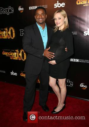 Alfonso Ribeiro and Angela Unkrich - A variety of stars from all the series of