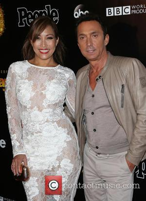Carrie Ann Inaba and Bruno Tonioli