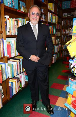 Emilio Estefan - Lea Black signs copies of her new book 'Red Carpets & White Lies' at Books and Books...