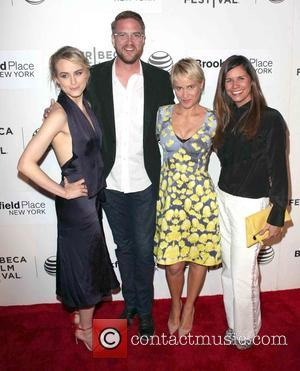 Taylor Schilling, Patrick Brice, Judith Godreche and Naomi Scott