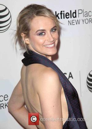 Taylor Schilling - Tribeca Film Festival 2015 - 'The Overnight' - Premiere at Tribeca Film Festival - New York, United...