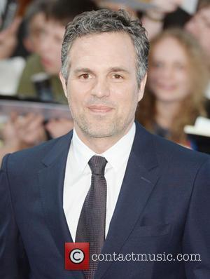 Mark Ruffalo - Premiere of 'The Avengers: Age of Ultron' held at Westfield - Arrivals at Westfield - London, United...