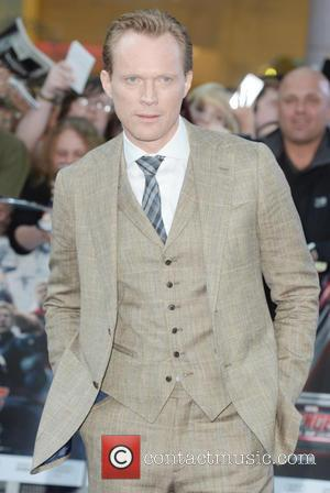 Paul Bettany - Premiere of 'The Avengers: Age of Ultron' held at Westfield - Arrivals at Westfield - London, United...