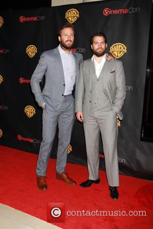 Armie Hammer and Henry Cavill - A host of celebrities were snapped as they attended Warner Brothers' The Big Picture...