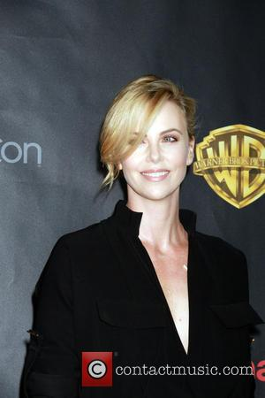 Charlize Theron - A host of celebrities were snapped as they attended Warner Brothers' The Big Picture which was held...