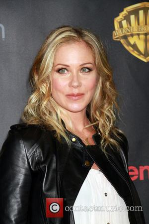 Christina Applegate - A host of celebrities were snapped as they attended Warner Brothers' The Big Picture which was held...