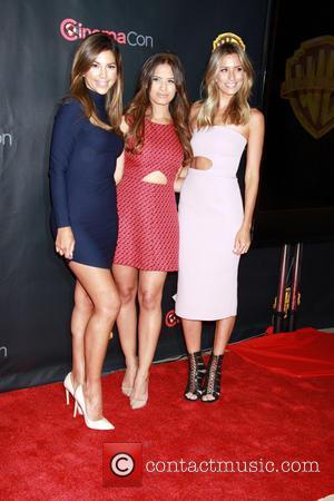 Liz Hernandez, Rocsi Diaz and Renee Bargh