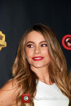 Sophia Vergara - A host of celebrities were snapped as they attended Warner Brothers' The Big Picture which was held...