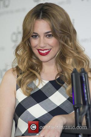 Blanca Suarez - Blanca Suarez presents the new beauty brand GHB in Madrid - Madrid, Spain - Wednesday 22nd April...