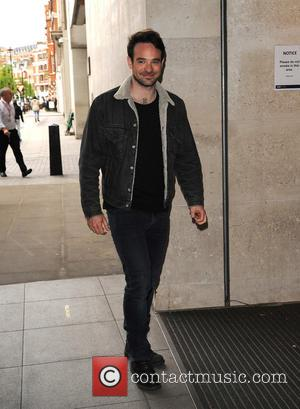Charlie Cox - Charlie Cox arrives at BBC Radio 1 - London, United Kingdom - Wednesday 22nd April 2015