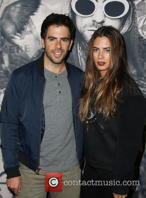 Eli Roth and Lorenza Izzo - A variety of stars turned out in numbers to attend the LA premiere of...