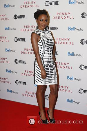 Shanola Hampton - Penny Dreadful Season 2 World Theatrical Premiere at TIFF Bell Lightbox. - Toronto, Canada - Wednesday 22nd...