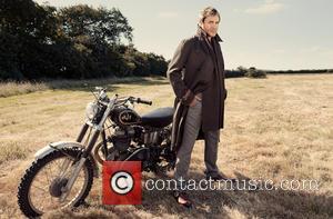Simon Le Bon Joins Motorbike Rally