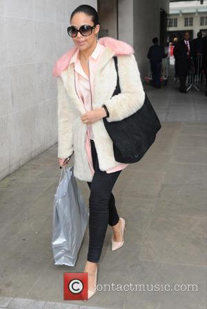 Sarah-Jane Crawford - Sarah-Jane Crawford seen out and about in London leaving BBC Radio Studios. - London, United Kingdom -...