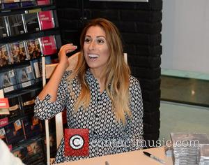 Stacey Solomon - Stacey Solomon launches her album 'Shy' at HMV The Trafford Centre, Manchester - Manchester, United Kingdom -...