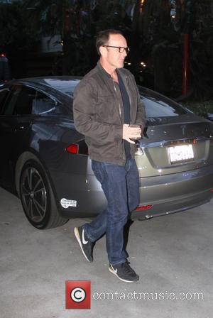 Clark Gregg - Celebrities arriving at the Staples Center for the Los Angeles Clippers v San Antonio Spurs NBA Western...