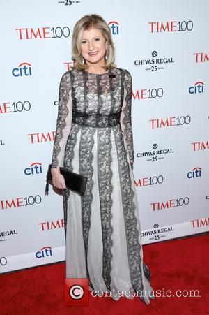 Arianna Huffington - Photographs from the TIME 100 Gala which honors TIME's 100 Most Influential People In The World. The...
