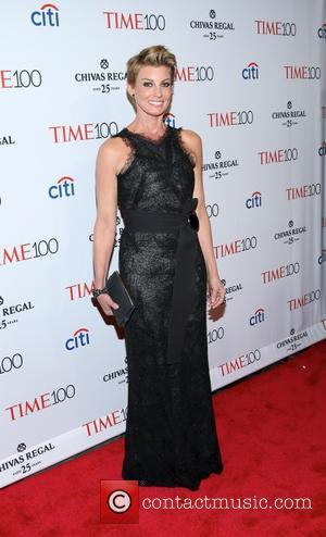 Faith Hill - Photographs from the TIME 100 Gala which honors TIME's 100 Most Influential People In The World. The...