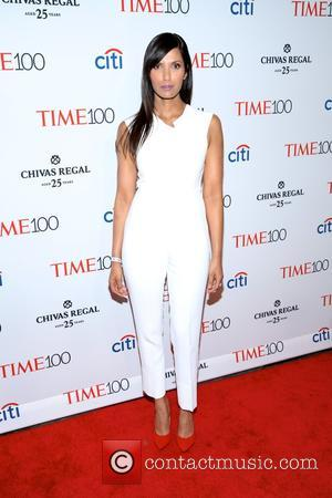 Padma Lakshmi - Photographs from the TIME 100 Gala which honors TIME's 100 Most Influential People In The World. The...