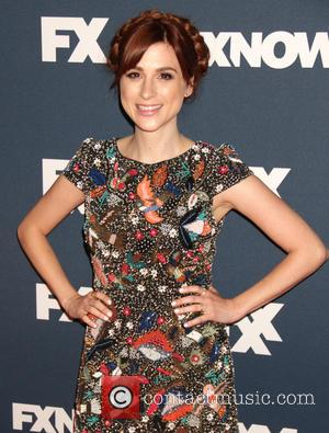 Aya Cash - A host of stars were photographed as they arrived for the 2015 FX Bowling Party which was...