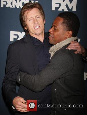 Denis Leary and Cuba Gooding Jr.