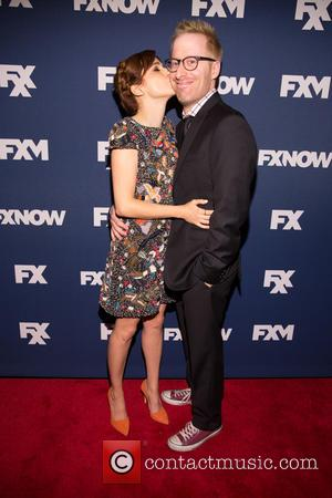 Aya Cash and Josh Alexander - A host of stars were photographed as they arrived for the 2015 FX Bowling...