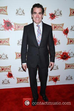 Brian d'Arcy James - Opening night after party for Something Rotten held at Tavern On the Green - Arrivals. at...
