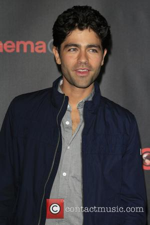 Adrian Grenier - Shots of a host of stars as they arrived for the 2015 CinemaCon which was held at...