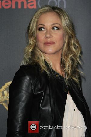 Christina Applegate - Shots of a host of stars as they arrived for the 2015 CinemaCon which was held at...